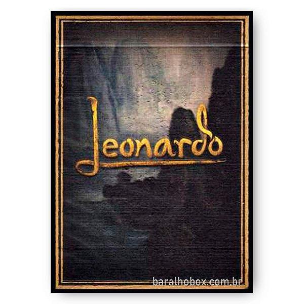 Baralho Leonardo MMXVIII Gold