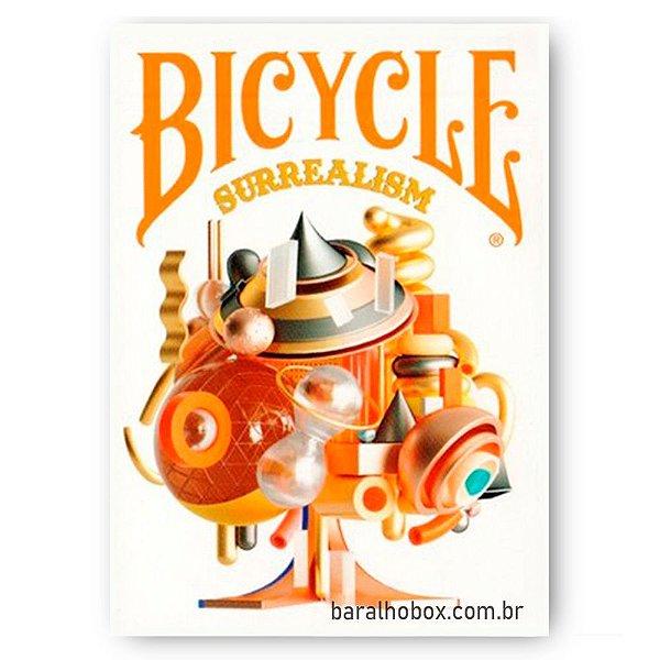 Baralho Bicycle Surrealism