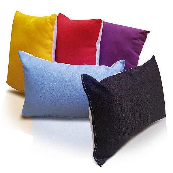 Almofada 20X30 diversas cores