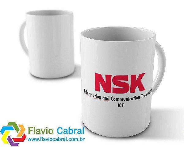 Caneca Para Empresa - NSK