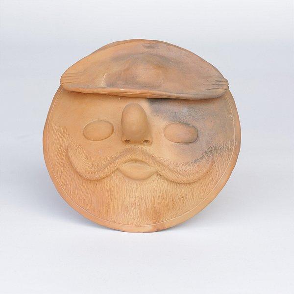 Máscara do Mateu
