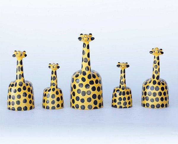 Conjunto de Girafas