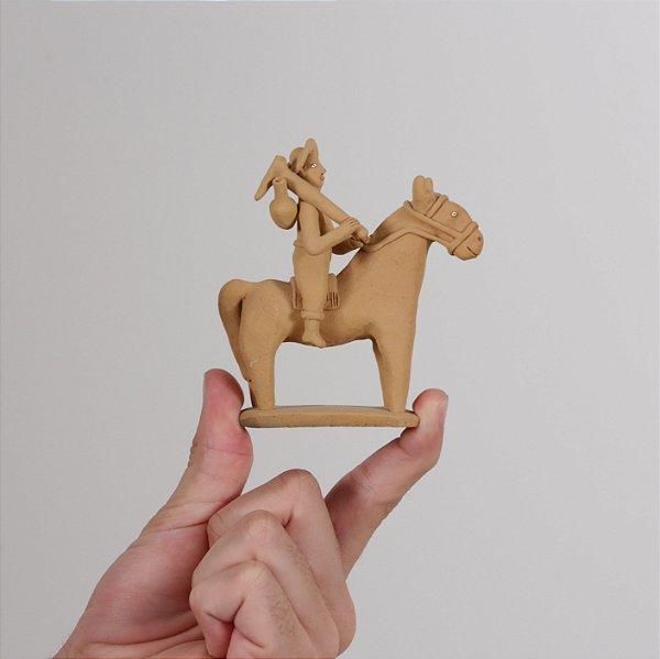 """Miniatura """"O agricultor a cavalo"""""""