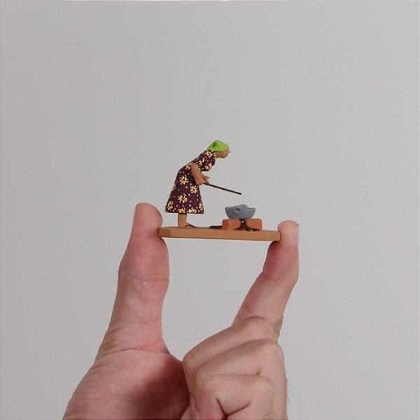 """Miniatura """"Assando Castanha"""""""