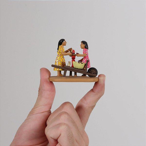 """Miniatura """"Vendedora de Batata"""""""