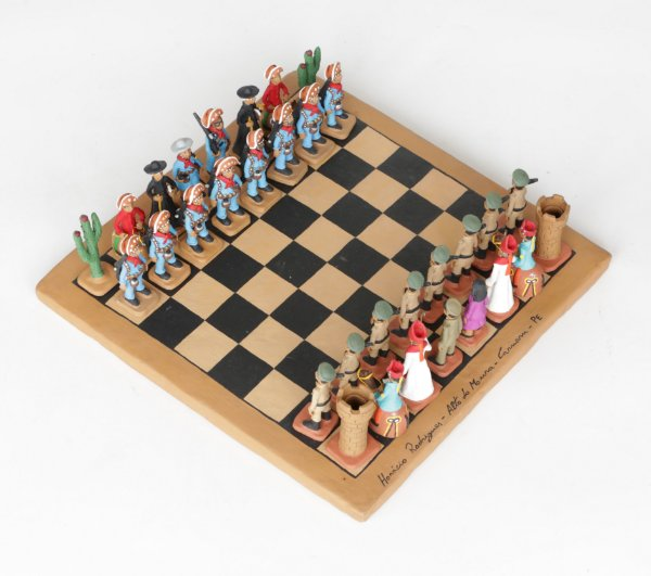 Jogo de Xadrez Nordestino 02