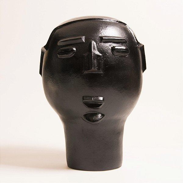 Cabeça Homem GG preta