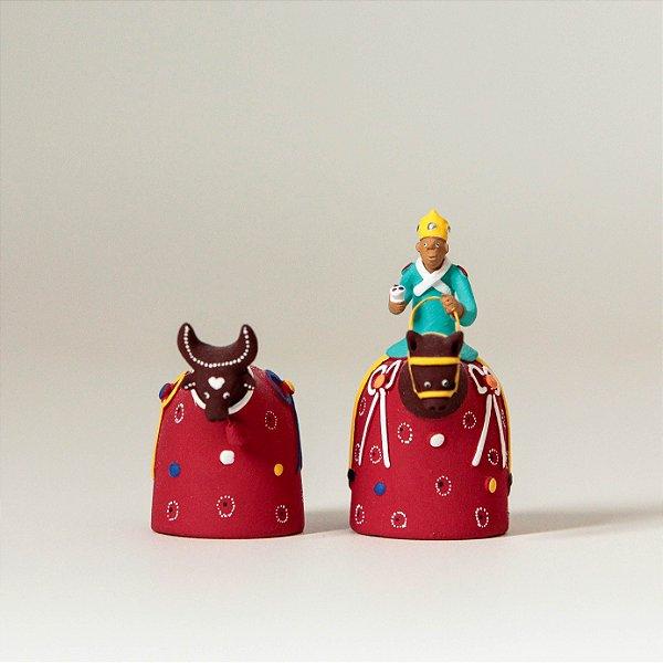 """Miniatura """"Boi e Cavalo Marinho 2"""""""
