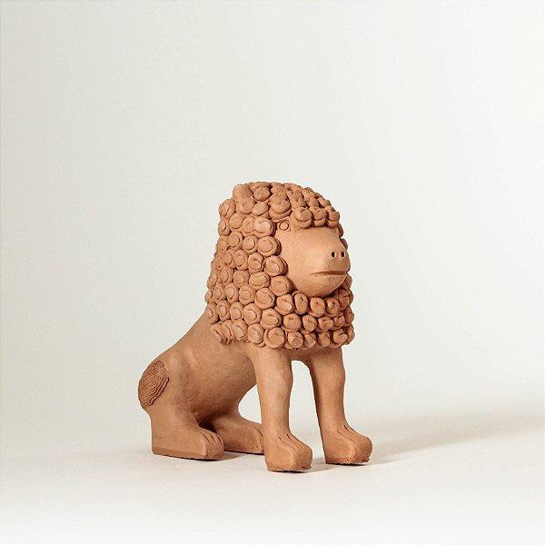 Leão da Juba Cacheada P
