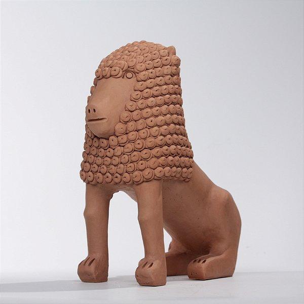 Leão de Juba Cacheada G