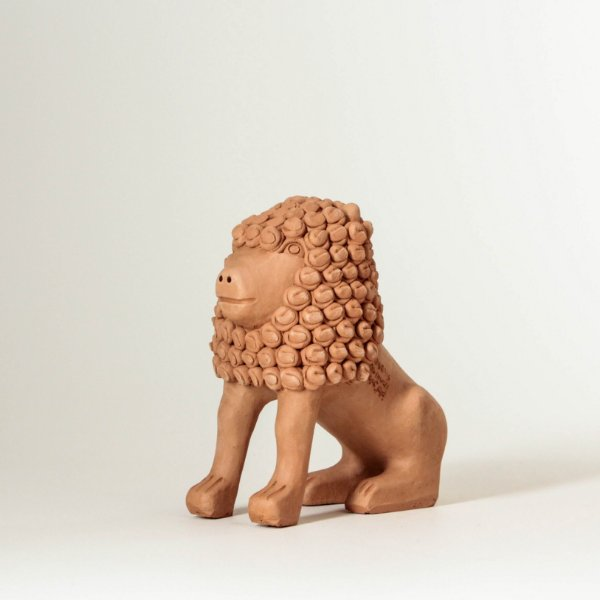 Leão de Juba Cacheada M