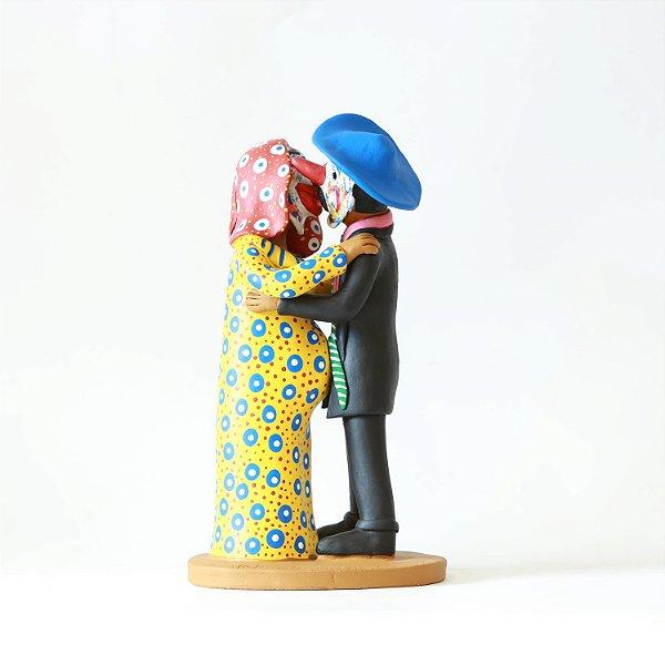 O Beijo do Doutor e Dona Joana
