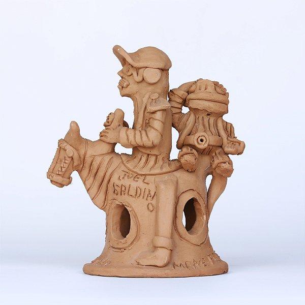 Cavalo Marinho e Mane Pãozeiro Marinho