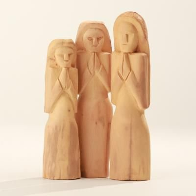 Trio de Beatas 03