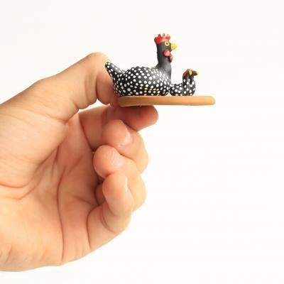 Miniatura Galinha