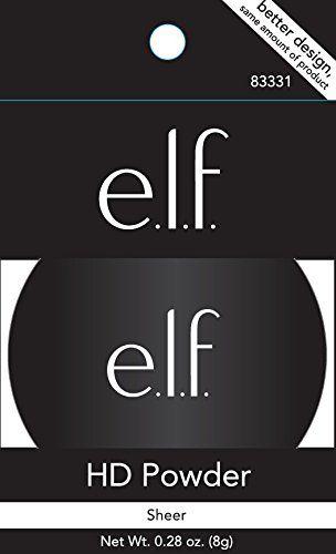 Pó Translúcido HD Elf