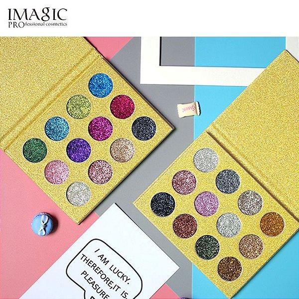 Paleta Glitter Imagic