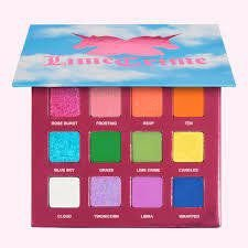Paleta Lime Crime Pressed Pigment