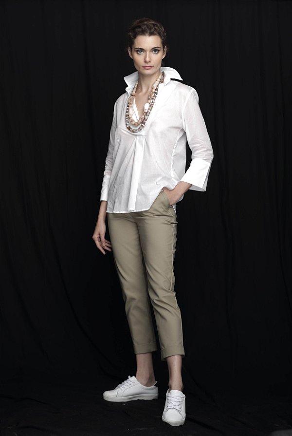 Camisa Juliana CB Branca