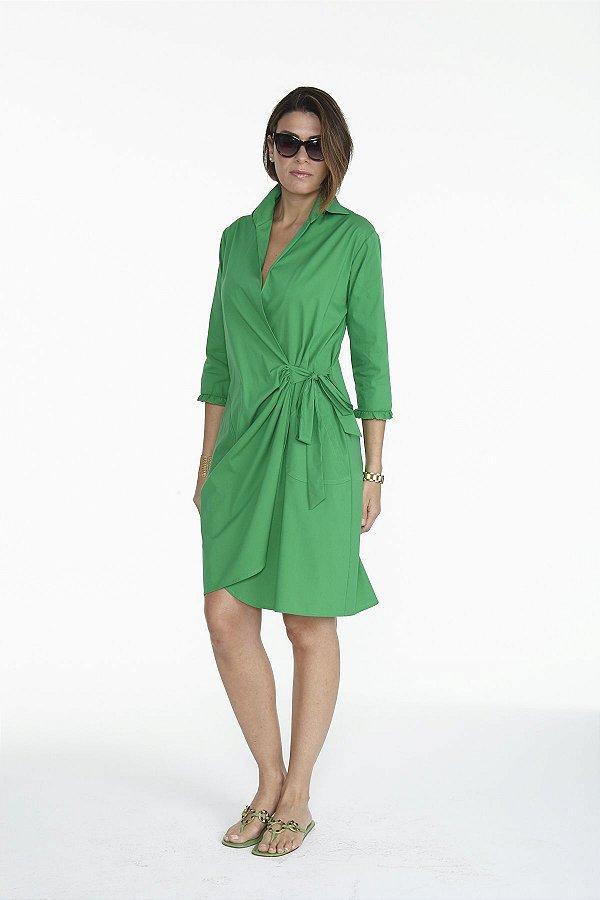 Vestido Mikonos Verde