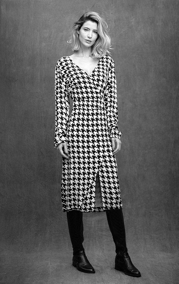 Vestido Cachecouer