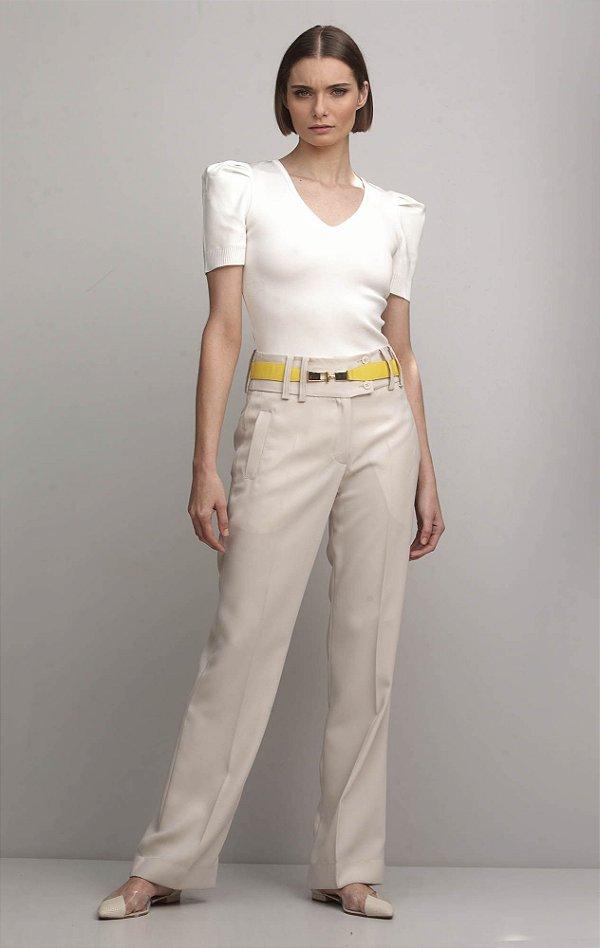 Calça New Mimi Off White