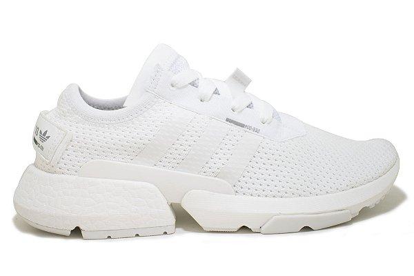 4f145a692e5 Tênis Adidas Pod 3.1 Masculino - Branco - NSZ Tenis