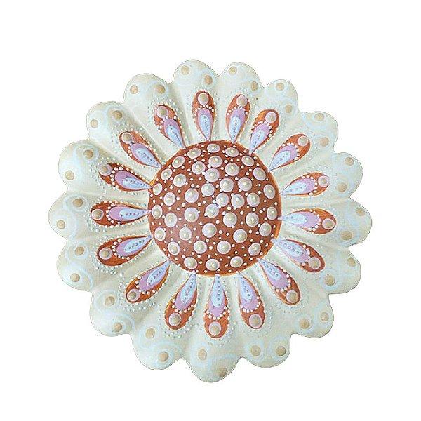 Flor de Parede 17 Cm - Vale do Jequitinhonha - MG