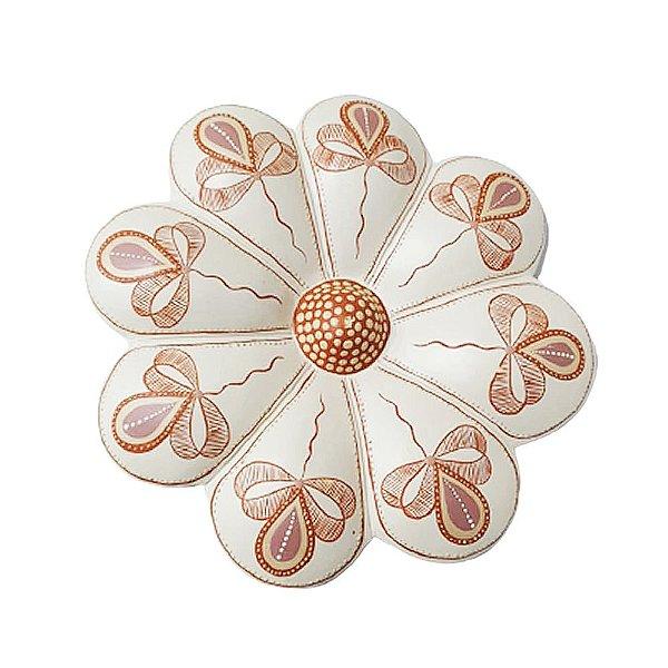 Flor de Parede 25 Cm - Vale do Jequitinhonha - MG