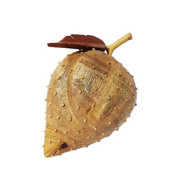 Graviola em madeira GG - PB