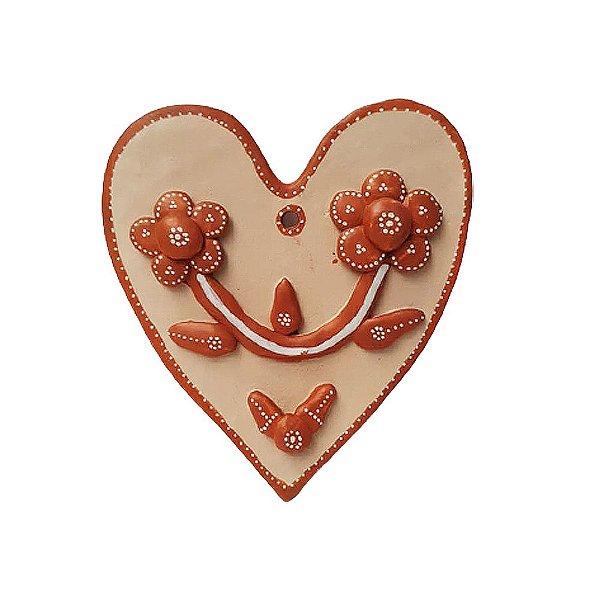 Coração de Parede - Elza - Caraí MG