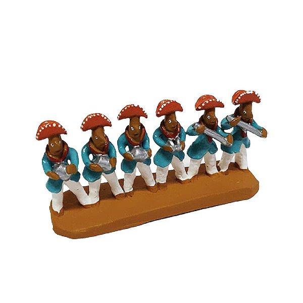 Banda de Pífano - Leonildo de Caruaru - PE