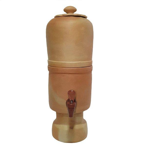 Filtro Rústico 2,5L - Vale do Jequitinhonha - MG