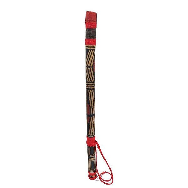 Flauta etnia Waurá - MT
