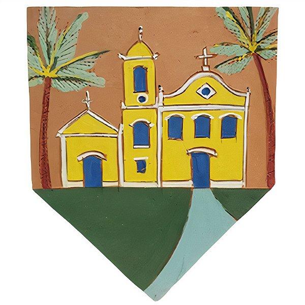 Bandeirola de Parede Jan Araújo - BA