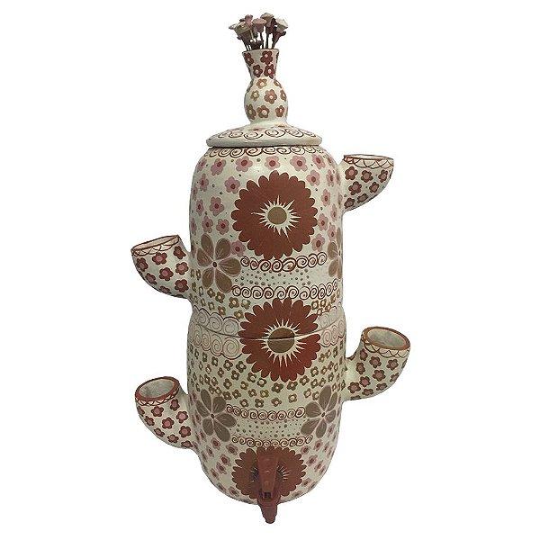 Filtro Cacto Cerâmica Jequitinhonha - MG  A06