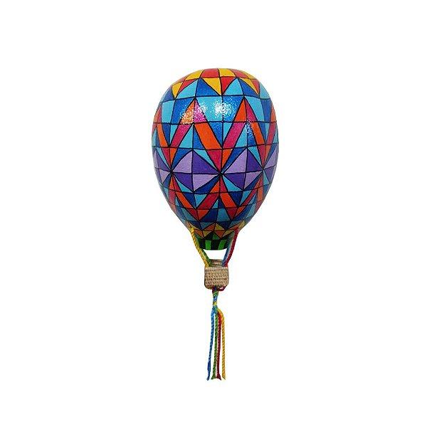 Balão Colorido em Cabaça - SP