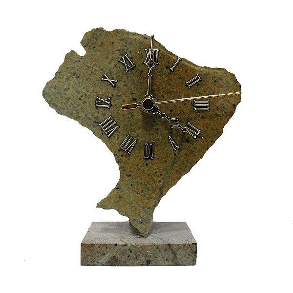 Relógio Pedra Sabão - MG