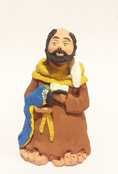 São Francisco pantaneiro em Cerâmica - MS