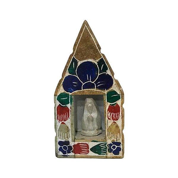 Oratório em pedra sabão P - MG