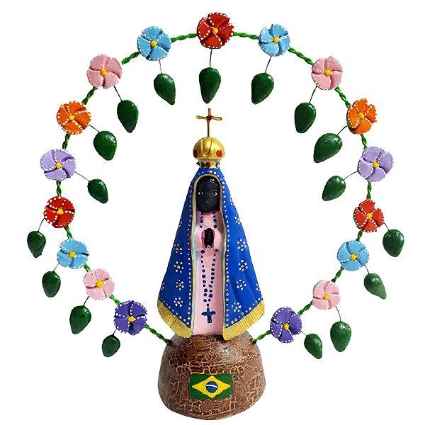 Nossa Senhora da Angela Arco M - Figureiras de Taubaté