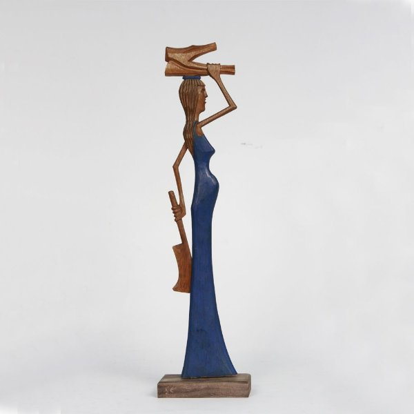 Escultura do Ivo de Sertânia - PE