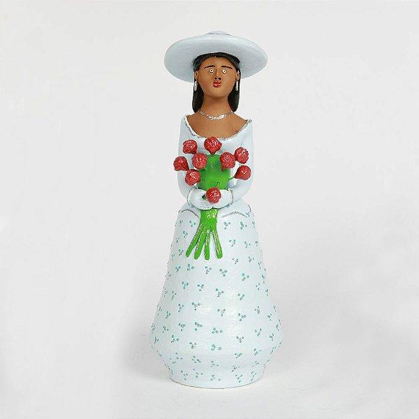Boneca Noiva do Ednaldo - PE