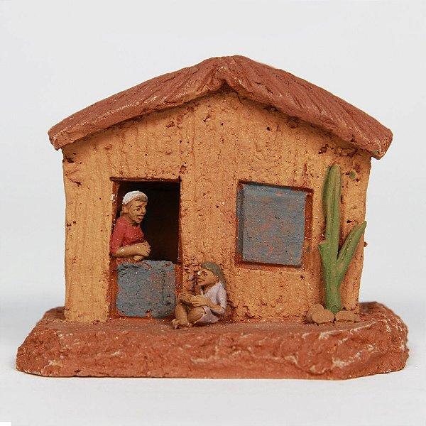 Casinha em Miniatura - AL