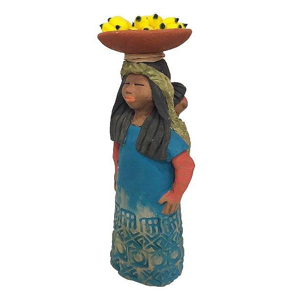 Bugra em  Cerâmica com filho M - MS