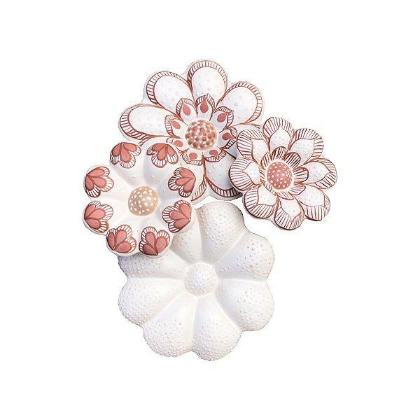 Bouquet com 4 rosas - Juvelina