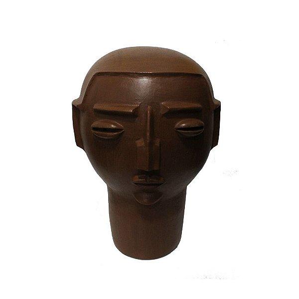 Cabeça Cerâmica da Neguinha XG - PE