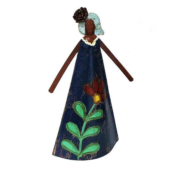 Escultura Mulher - Patrícia Barros - PE