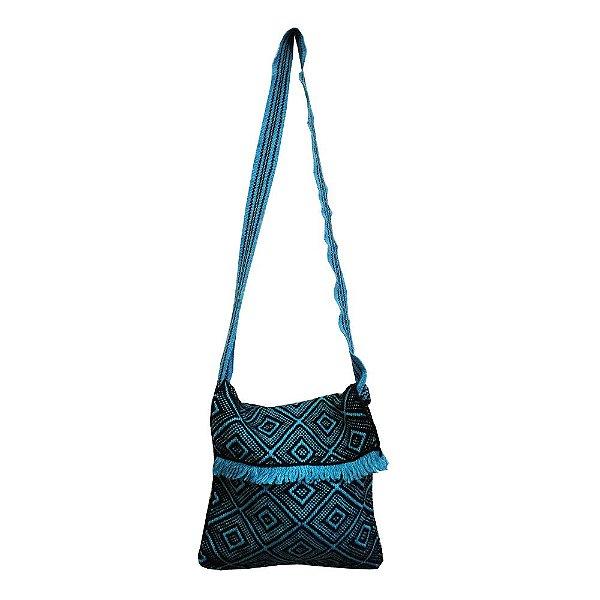 Bolsa tira colo de algodão Huni Kuin - AC