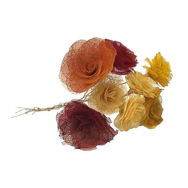 Buquê de flores variadas - DF
